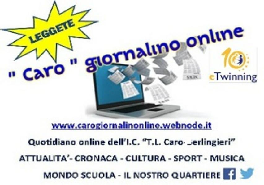 CARO GIORNALINO ONLINE